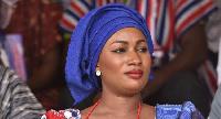 Samira Bawumia, wife of Ghana's Vice-President