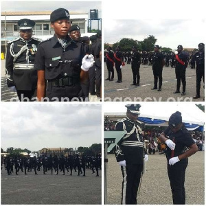 Mr Oppong-Boanuh urged the officers to adopt a positive attitude towards their work
