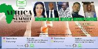 The Summit will address topics on personal development, career development and continental topics