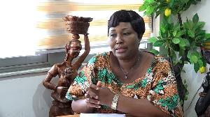 Esther Gyebi Donkor GHPA