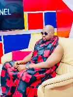 Abusua Onegod says he now follows a higher power he refers to as 'Karma'
