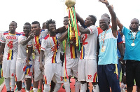 The Phobians have won the President Cup on four occasions
