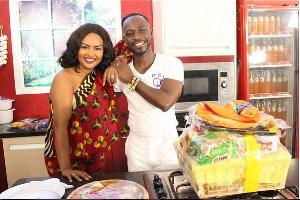 Okyeame Kwame and Nana Ama McBrown