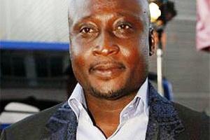 Former Ghana International, Tony Yeboah