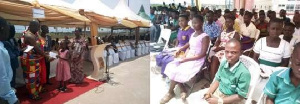 The scholarship package which covered 200 students is christened