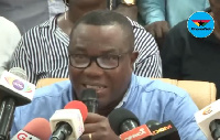 Ofosu Ampofo, NDC National Chairman