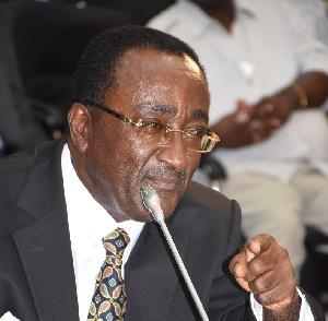 Owusu Afriyie Agric Minister