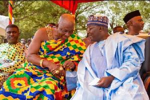 Nana Boakye Tromu III Bawumia