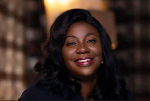 Patricia Obo-Nai, Chief Executive of Vodafone Ghana