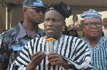 Former Member of Parliament for Tema East Constituency, Daniel Nii Kwartei Titus-Glover