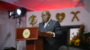 President Nana Addo Dankwa Akufo Addo SONA