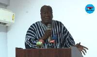 NDC National Chairman, Kofi Portuphy