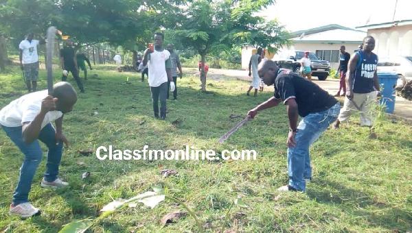 NDC weeds Ghana today
