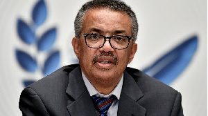 Dr Tedros Adhanom Ghebreyesus, Babban Daraktan Hukumar Lafiya ta Duniya