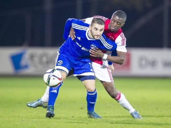Ghanaian defender Leeroy Owusu