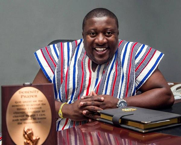 Aspiring National Youth Organizer of the NPP, Henry Nana Boakye