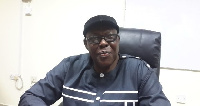 Chairman of the commission, Kwesi Gyan-Appenteng