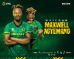 Watch highlights of Asante Kotoko new signing Maxwell Agyemang