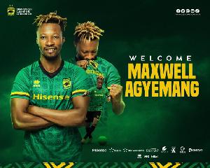 Maxwell Agyemang joins Asante Kotoko from Wamanafo Mighty Royals