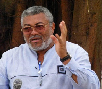 Former President John Rawlings and flagbearer hopefuls are expected to address the gathering