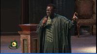 Mensa Otabil urged the congregation to refrain from engaging in sinful practices