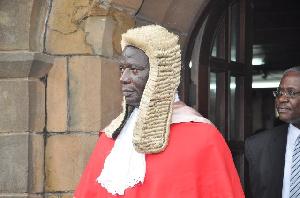 Justice Julius Ansah