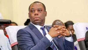 Education Minister, Dr Mathew Opoku Prempeh