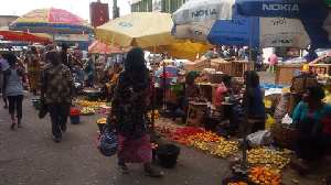 File photo - Market women want protective equipment