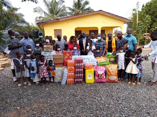 Give to the needy all the time and not on occasions - Philanthropist urges