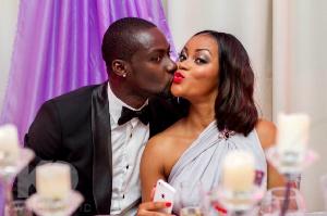 Chris Attoh And Damilola Adegbite Wedding1