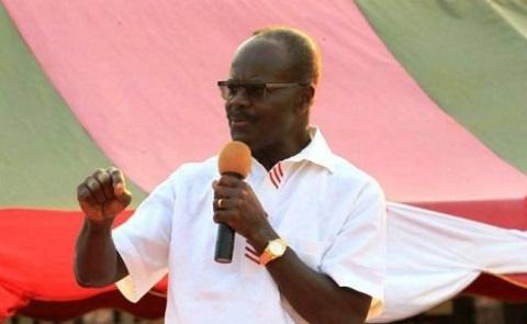 Dr. Papa Kwesi Nduom is flagbearer of the PPP