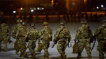 The implementation of US troop withdrawal from Baghdad is expected to take years