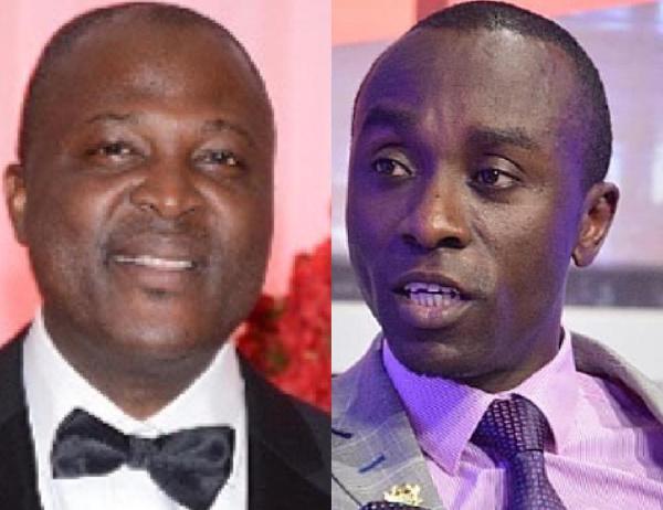 Ibrahim Mahama invites 'brother' Owusu Bempah home for tea, pardons payment of Ghc203,000