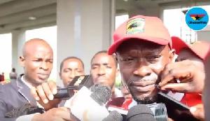 Kumasi Asante Kotoko Coach, C.K. Akunnor