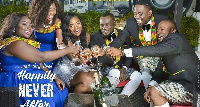 Jackie Appiah, Prince David Osei, others star in 'Happily Never After'
