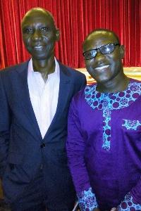 Kobina Ansah and Uncle Ebo Whyte