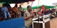 Kwasi Amoako Atta, Minister for Roads and Highways