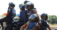 A troop of police (File photo)