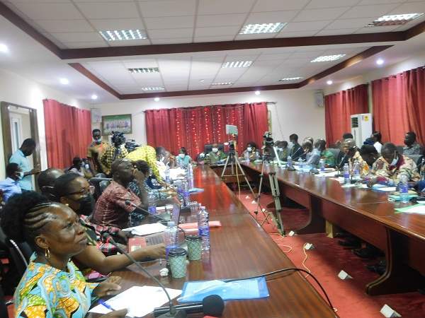 Coconut Farmers Association of Ghana convenes for policy review and validation of constitution