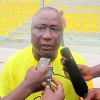 Ashantigold head coach Bashir Hayford