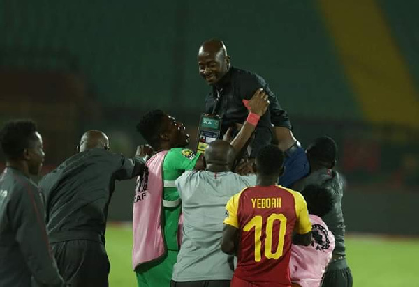 Ibrahim Tanko: We are sure of victory against Cote d' Ivoire - GhanaWeb
