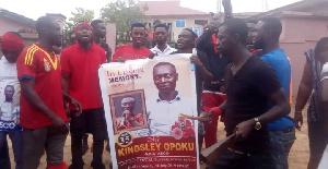 Tafo Youth Kofi Opoku