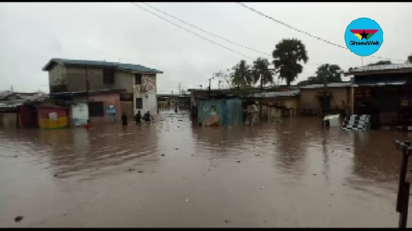 Saturday floods: My people are scattered and helpless - Adabraka Sahara-Odawna Assemblyman laments