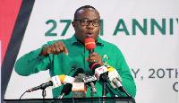 National Chairman of NDC, Samuel Ofosu Ampofo