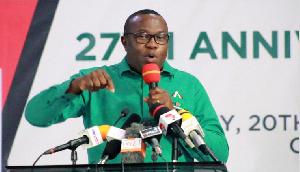 Ofosu Ampofo   NDC 27 Lecture