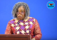 Shirley Ayorkor Botchway, Minister of Foreign Affairs and Regional Integration
