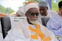 Sheikh Osmanu Nuhu Sharubutu, National Chief Imam