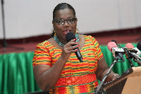 Nana Oye Lithur, Minister of Gender, Children and Social Protection