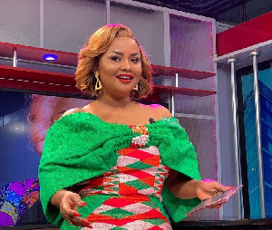Nana Ama McBrown is the host of the show