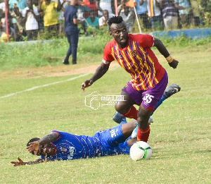 Hearts of Oak allays fears over Caleb Amankwa & Emmanuel Nettey injuries ahead of WAC of Morocco clash